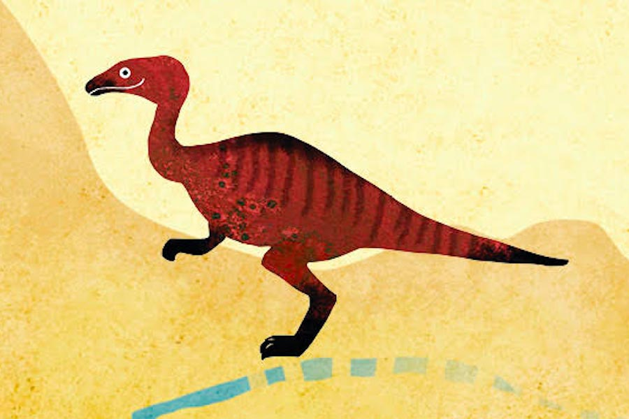 Do you know who Antonio the Dinosaur is?