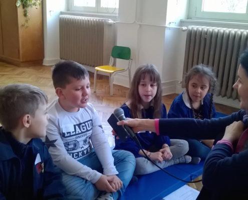 Scuola De Morpurgo, classe 2D