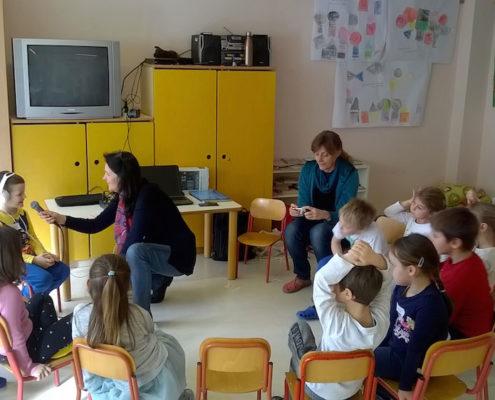 Scuola Bagnoli, gruppo dei grandi