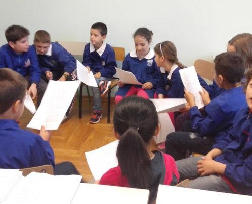 Scuola Filzi-Grego, classe 3A
