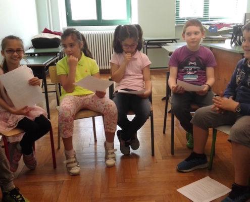 Scuola Filzi-Grego, classe 3B