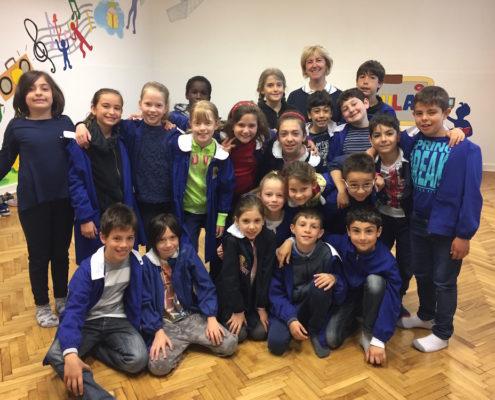 Scuola De Morpurgo, classe 3A