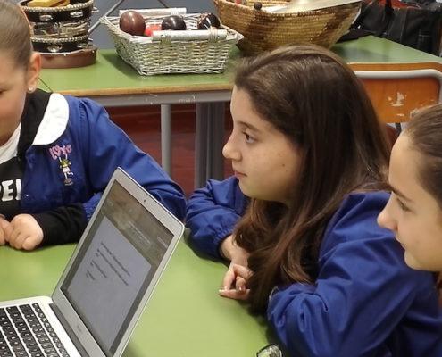 Scuola Gaspardis, classe 5D