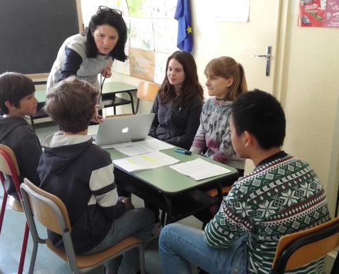 Scuola Saba, classe 5C