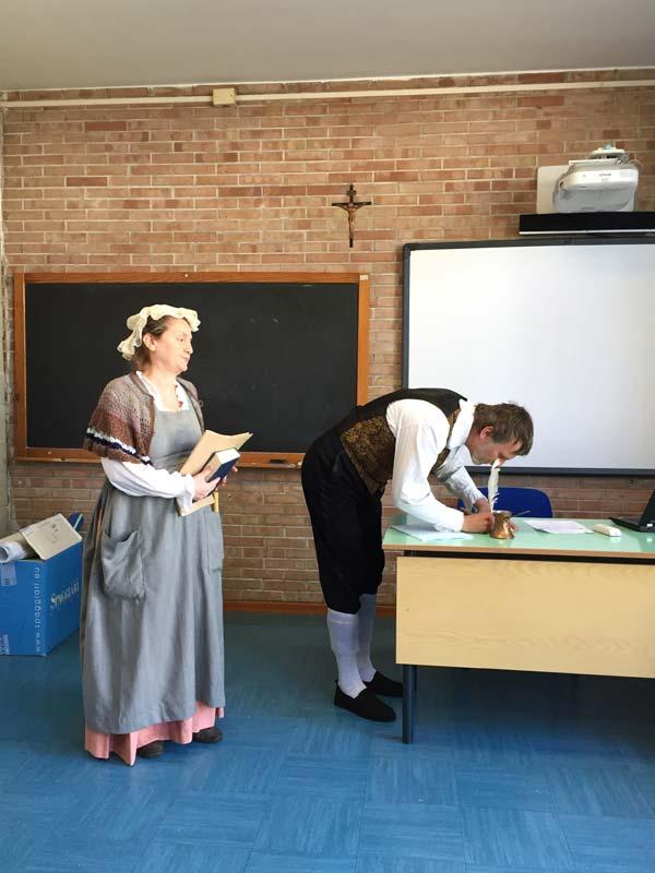 Galileo Galilei, classe 2A, Scuola sec. di I grado A. Canova, Brugnera (PN)