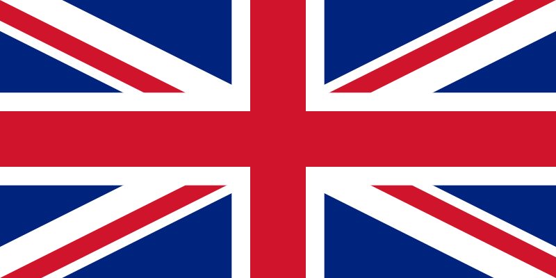 Flagge - English