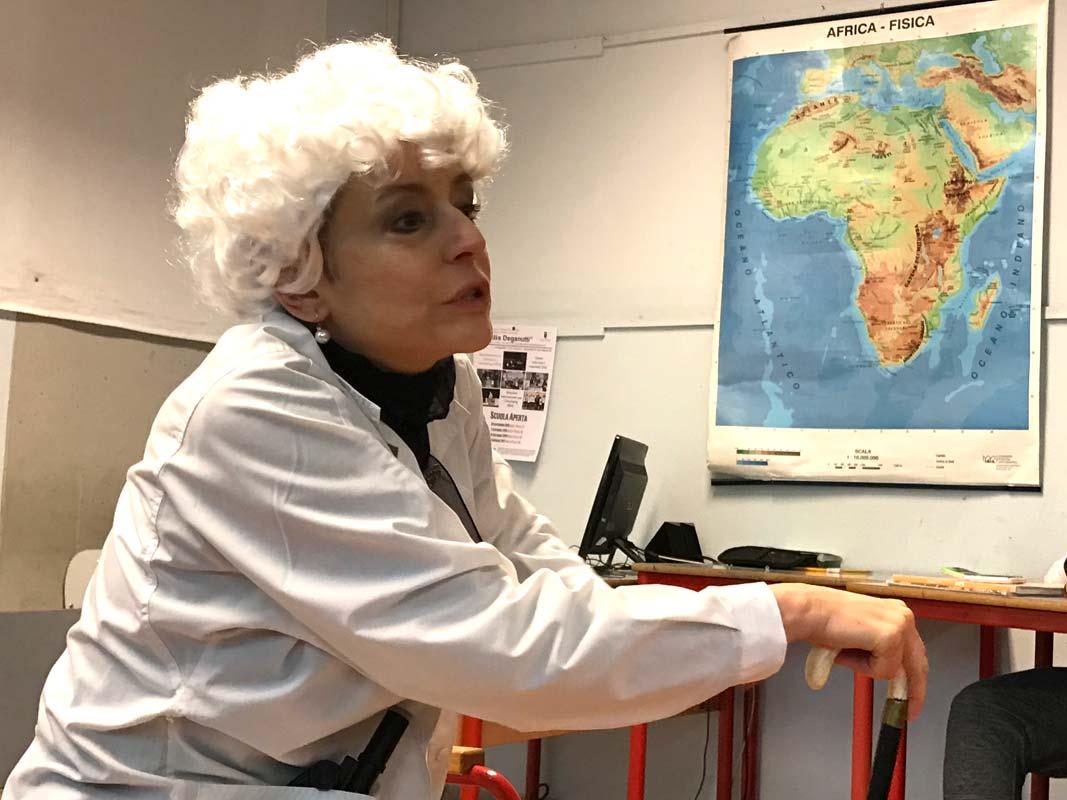 Rita Levi Montalcini, classe 3B, Scuola sec. di I grado E. Feruglio, Feletto Umberto (UD)